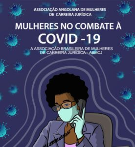 CARTILHA: Mulheres no combate à COVID -19