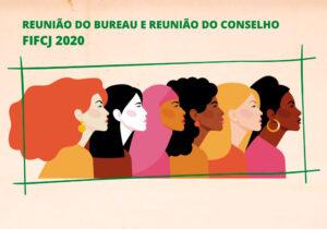 Reunião do Bureau e Reunião do Conselho da FIFCJ 2020