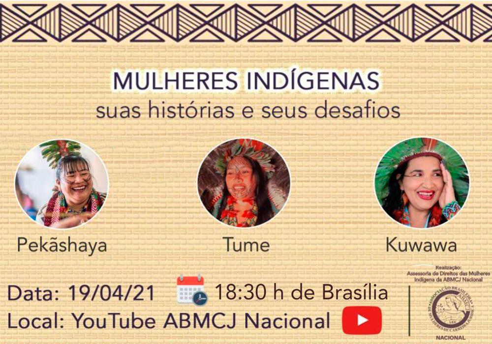 Mulheres Indígenas: suas histórias e seus desafios