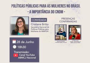 Políticas Públicas para as Mulheres no Brasil